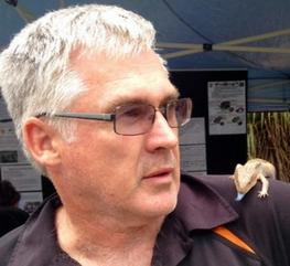 AAEE committee member Graeme Sawyer