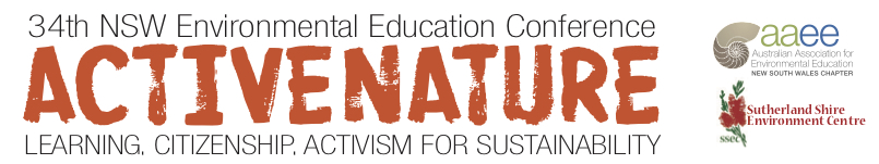 Don't miss your opportunity to present at the 34th NSW Environmental Education Conference, ActiveNature!