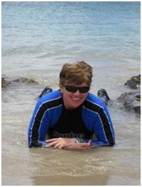 Janine Baker 2014 AAEE Scholarship Recipient