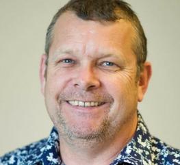 AAEE committee member Mark Caddey