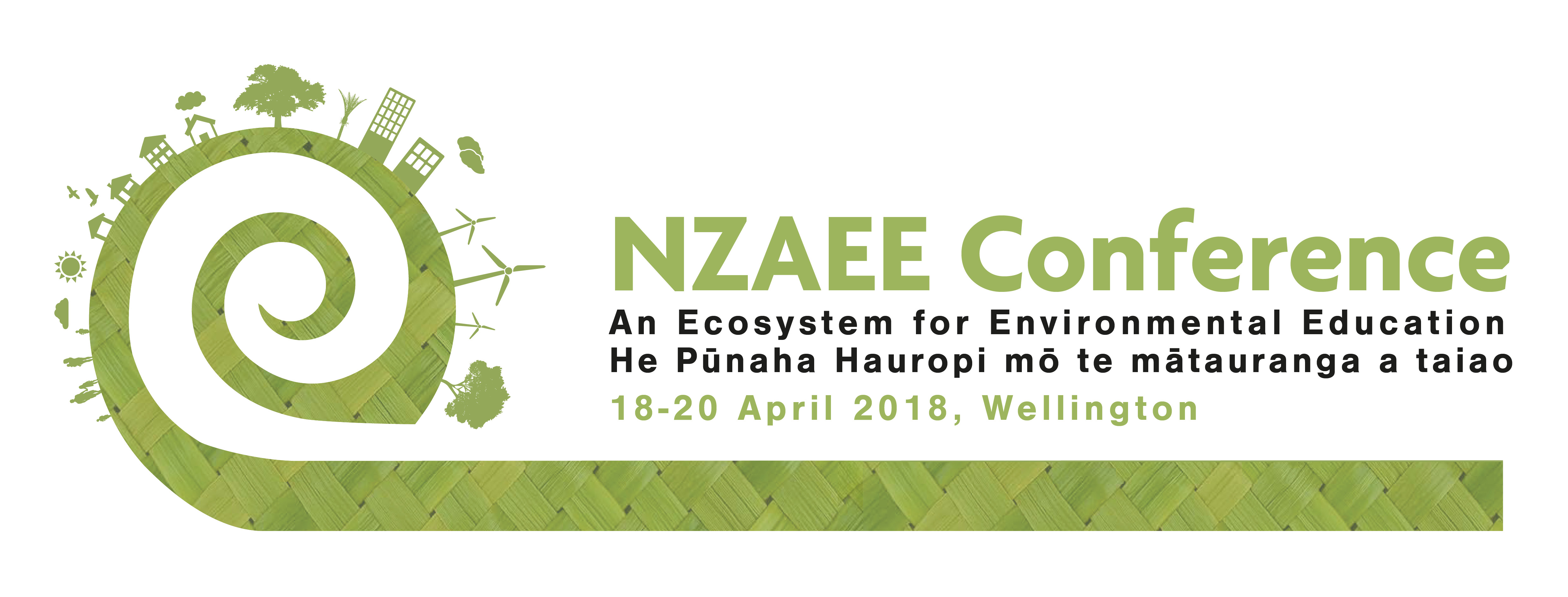 NZAEE 2018 conference logo