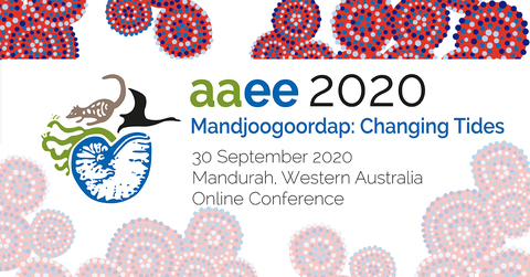 The virtual one-day conference Mandjoogoordap: Changing Tides on 30 September 2020
